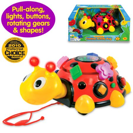 The Learning Journey Early Learning - Funtime Activity Ladybug - Baby & Toddler Toys & Gifts for Boys & Girls Ages 12 months and Up - Award-Winning Toy - image 2 of 4