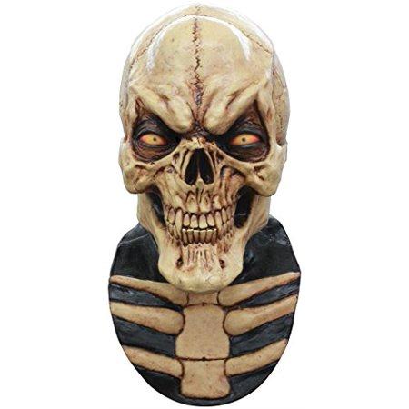 Sinister Grinning Skull Mask - image 1 of 1