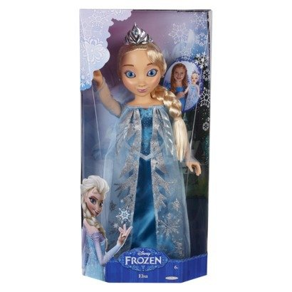Disney Frozen - Elsa the Snow Queen 21 Inch Doll