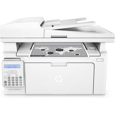 HP LaserJet Pro MFP M130fn | Print, Copy, Scan, Fax | G3Q59A#BGJ ()