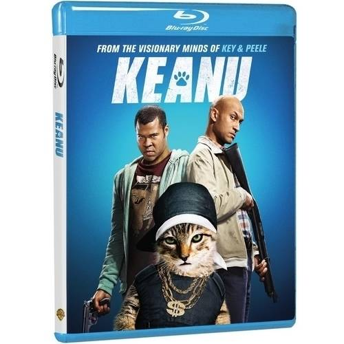 Keanu (Blu-ray + Digital HD With UltraViolet)