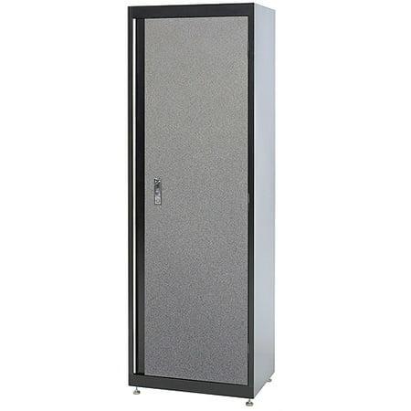 Sandusky 24l X 18d X 72h Single Door Wardrobe Steel Cabinet