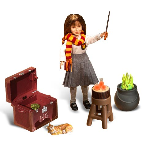 Harry Potter: Magical Powers Hermoine Doll by Mattel