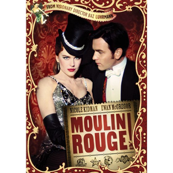 Moulin Rouge Dvd Walmartcom