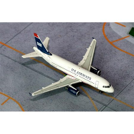 Gemini Jets 1-400 GJ1397 1-400 US Airways A319 REG No. N801AW