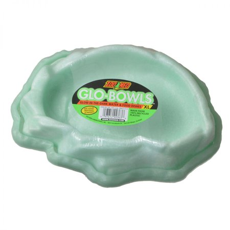 Zoo Med Glo-Bowls Reptile Combo Dishes X-Large