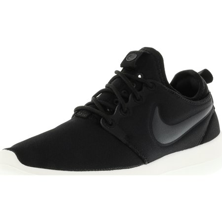 bed03836cd6 Nike - Nike Women s Roshe Two Black   Anthracite-Sail-Volt Ankle-High  Running Shoe - 6M - Walmart.com