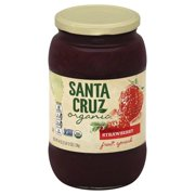 JM Smucker Santa Cruz Organic Fruit Spread, 44 oz