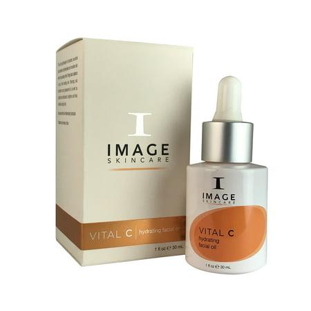 Image Vital C Hydrating Facial Oil 1 Oz