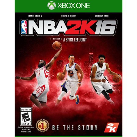 Take Two Nba 2k16