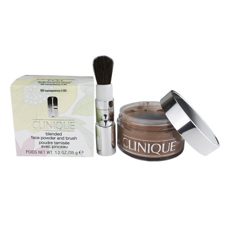 Clinique Blended Face Loose Powder and Brush 1.2oz/35g Clinique Blended Face Powder Brush