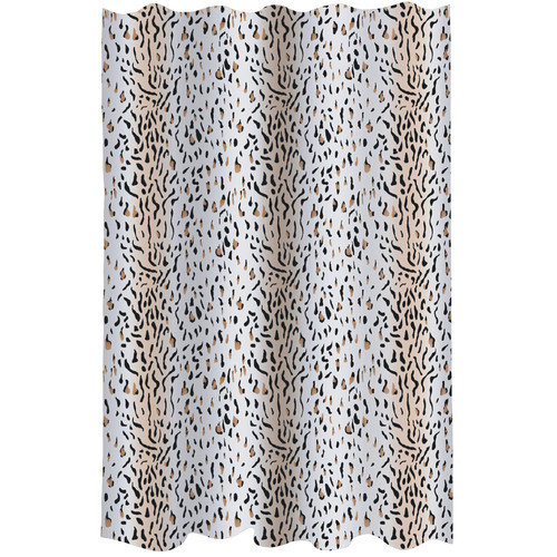 Carnation Home Fashions Hailey Shower Curtain