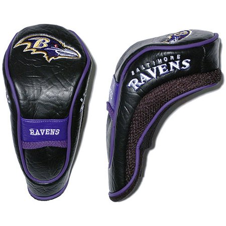 Baltimore Ravens Hybrid Head (Baltimore Ravens Headcover)
