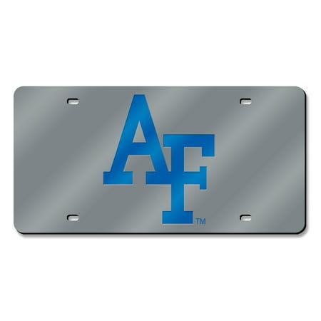 Air Force Falcons NCAA Laser Cut License Plate