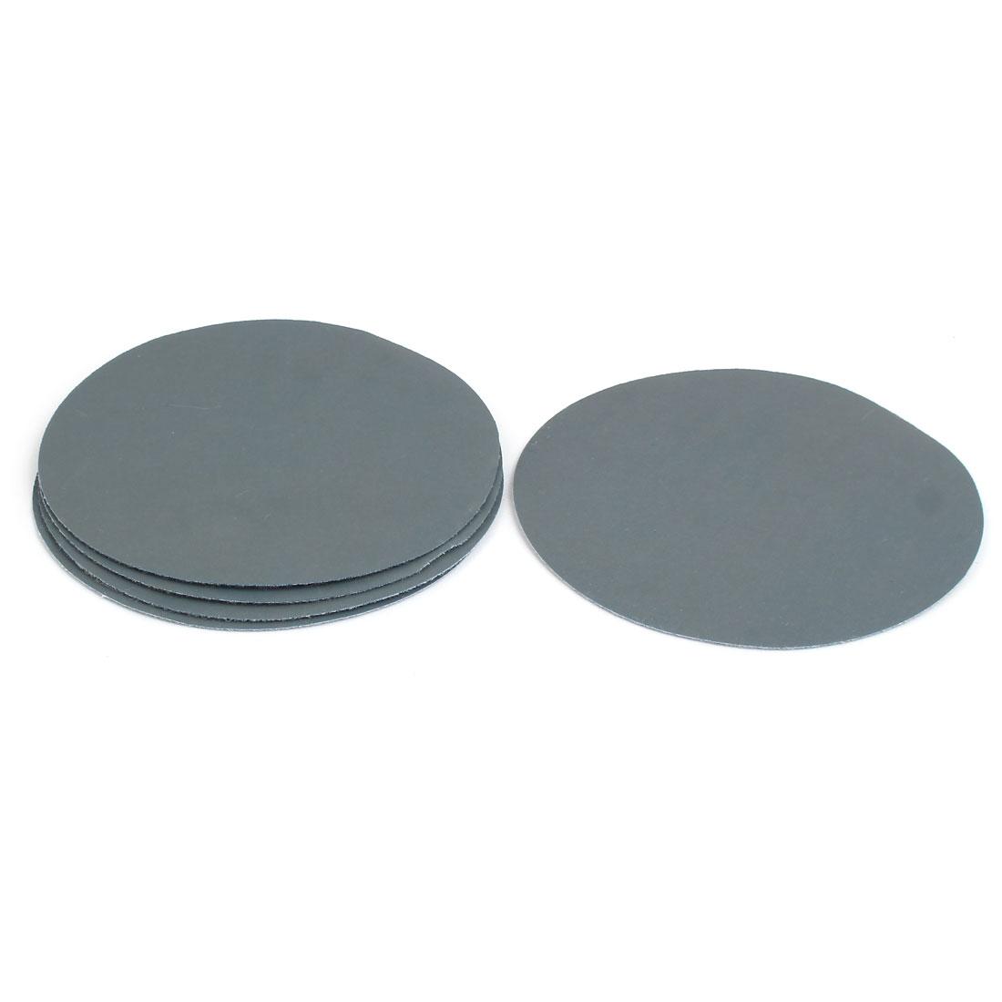"Unique Bargains 3000 Grit 5"" Diameter Sandpaper Hook Loop Sanding Disc 5 Pcs - image 3 of 3"