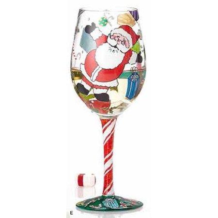 LOLITA WINE GLASS CLAUS FOR CELEBRATION