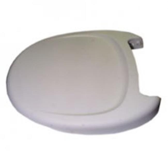 THETFORD 31703 Round Toilet Seat Cover - White - image 1 de 1