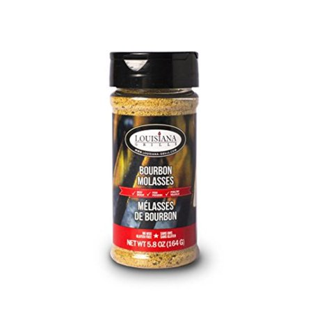 Louisiana Bourbon - Dansons 50520 Rub Bourbon Molasses, 5-Ounce