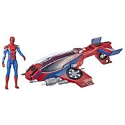 Spider-Man: Far From Home Spider-Jet with Spider-Man Figure