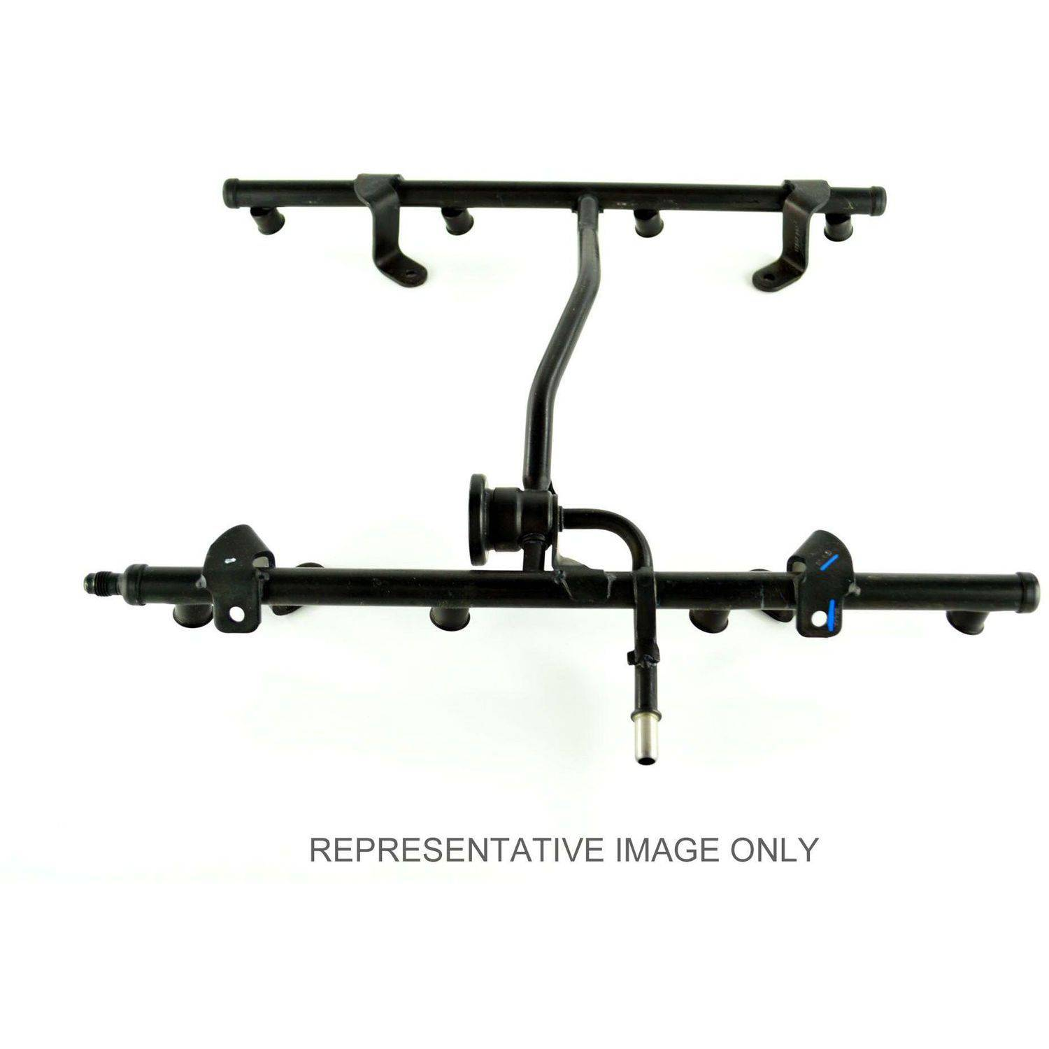 ACDelco 217-1637 Multi Port Rail Assembly