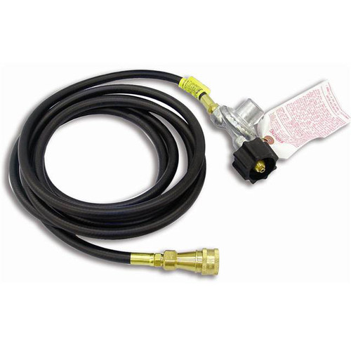 Enerco - Mr Heater F271803 12' Hose With Regulator & Quick Disconnect For Big Bu