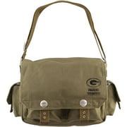 Little Earth - NFL Prospect Messenger Bag, Green Bay Packers