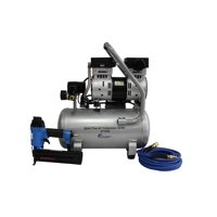 Deals on California Air Tools 4.7 Gal Quiet Air Compressor Bundle
