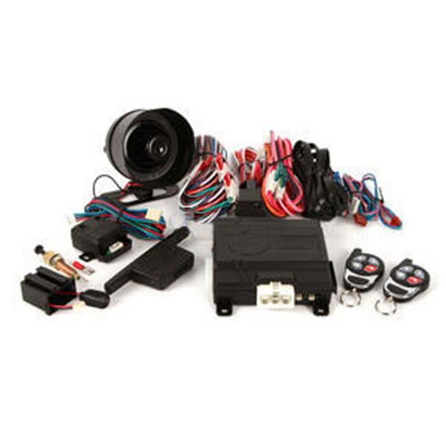 Omega AL1750EDPB 1-Way Remote Start Security System