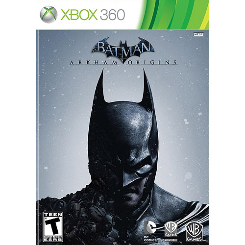 Batman: Arkham Origins (Xbox 360) Warner Bros., 883929319619