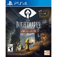 Little Nightmares Complete Edition (PS4) Namco