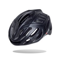 Suomy Timeless Road Helmet Matte Black Large 59-61cm Adjustable Vented 190grams
