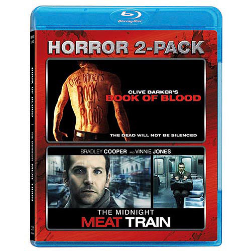 Clive Barker's Book Of Blood / The Midnight Meat Train (Blu-ray) (Widescreen)