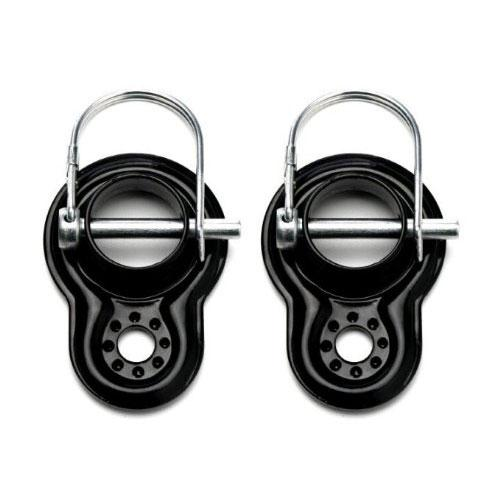 InStep & Schwinn Bicycle Trailer Coupler Attachment for Bike Trailer Wagon Hitch  2 Pack