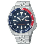 Seiko Men's Automatic Dive Watch - 200M - Stainless Bracelet - Blue Dial
