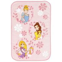 Disney Princess Toddler Blanket