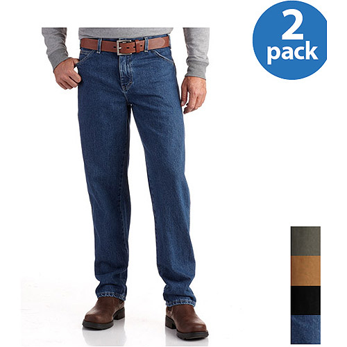 Dickies Men's Utility Jeans, 2 Pack Value Bundle