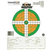 Champion Scorekeeper Paper Targets 50YD, 12-Pack