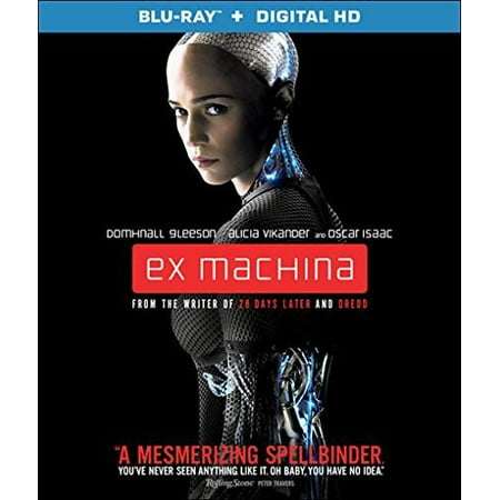 Ex Machina  Blu Ray