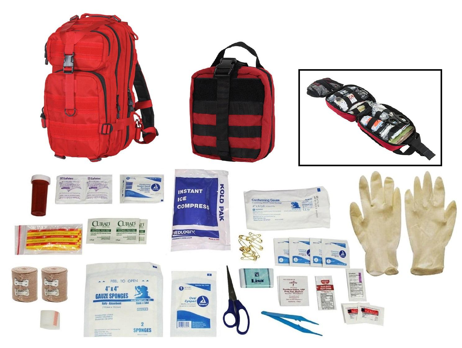 LIUSIYU Tactical/Sac de Taille de Premiers Secours,/ Pochette EMT 1000D Molle M/édical Pochette en Nylon de Sac m/édical auxiliaire de Sac de Taille de Paquet daccessoire m/édical