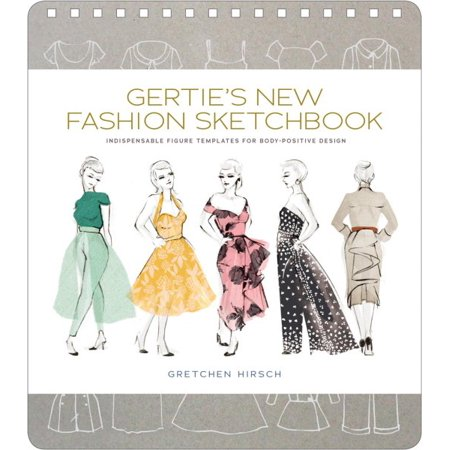 Gerties New Fashion Sketchbook