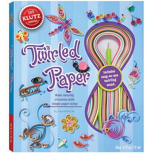 Klutz Twirled Paper Book Kit