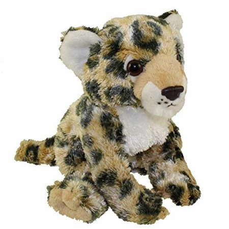 "Adventure Planet Leopard Plush Toy / Super-Soft 10"" Stuffed Animal / Affordable Unique Gift and Souvenir for Your Little One!"
