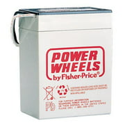 Power Wheels Gray Grey Battery 12 Volt 00801-0638