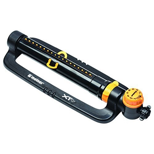 Melnor Turbo Oscillating Sprinkler Deluxe with Timer by Melnor