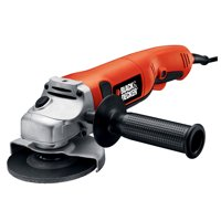 BLACK+DECKER 4-1/2-Inch Small Angle Grinder, G950