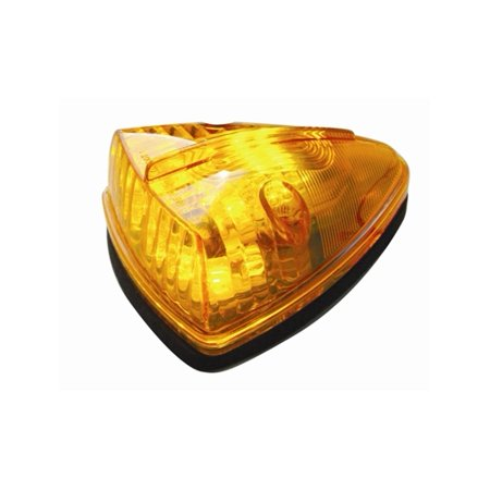 LED Amber Truck Bus RV Roof Cab Marker Clearance Light ()