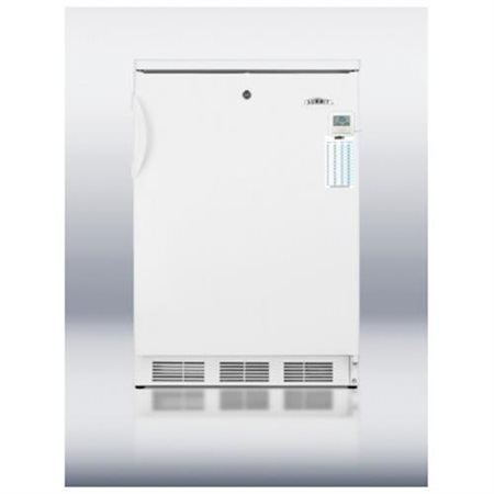 CT66LBIPLUSADA 24 Medically Approved Top-Freezer Refrigerator with 5.1 cu. ft. Capacity  Dual Evaporator