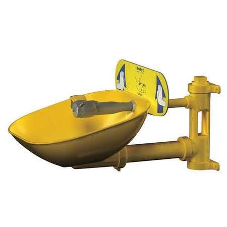 Bradley Eyewash Station, Yellow S19224EW