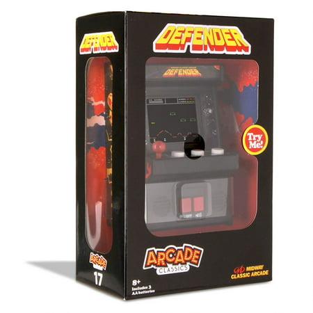 Arcade Classics - Defender Retro Mini Arcade Game