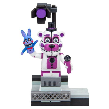 Fnaf Micro Sets 2   Spotlight Stage Right